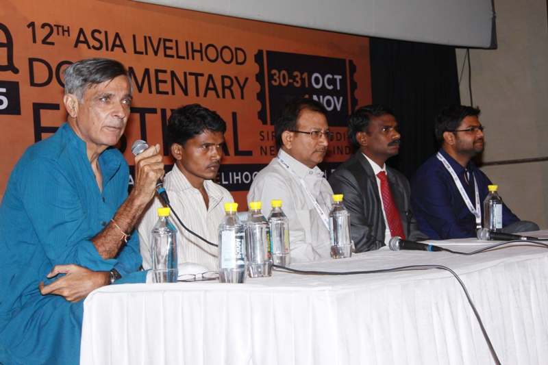 Panel Discussion on India awakes: Law, Liberty and Livelihood
